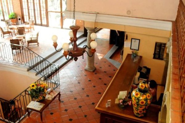 Hotel Hacienda del Molino - фото 7