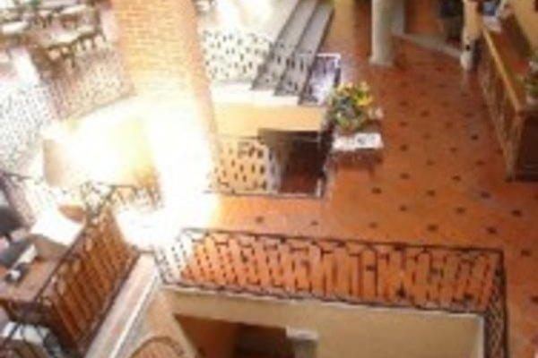 Hotel Hacienda del Molino - фото 8