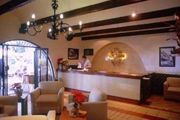 Hotel Royalty Puebla - фото 16