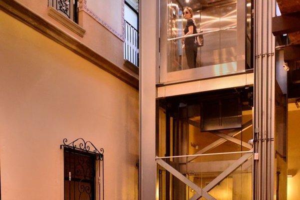 Hotel Royalty Puebla - фото 17