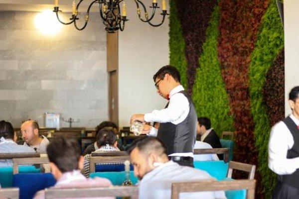 Hotel Royalty Puebla - фото 19