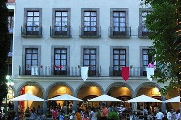 Hotel Royalty Puebla - фото 23