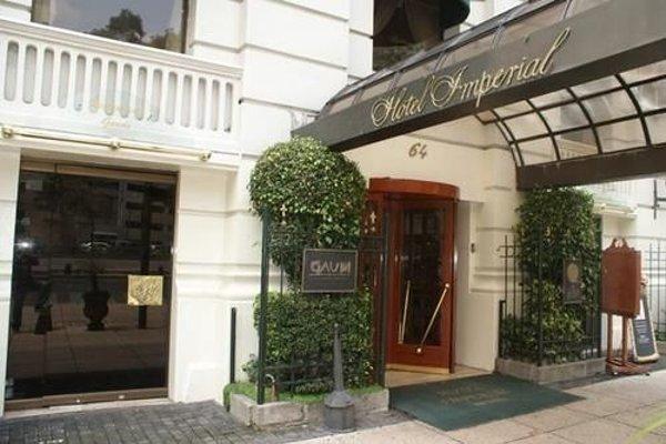 Hotel Imperial Reforma - 21