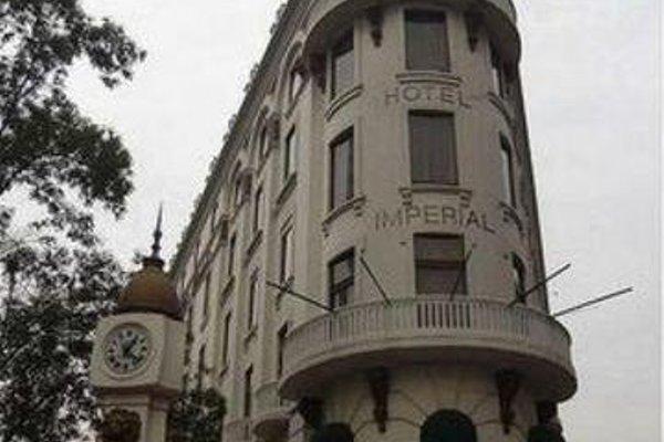 Hotel Imperial Reforma - 23