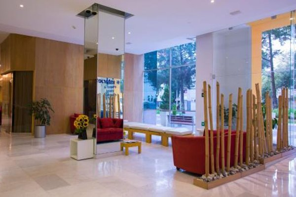 Holiday Inn Express Hotel & Suites Mexico City at the WTC - фото 8