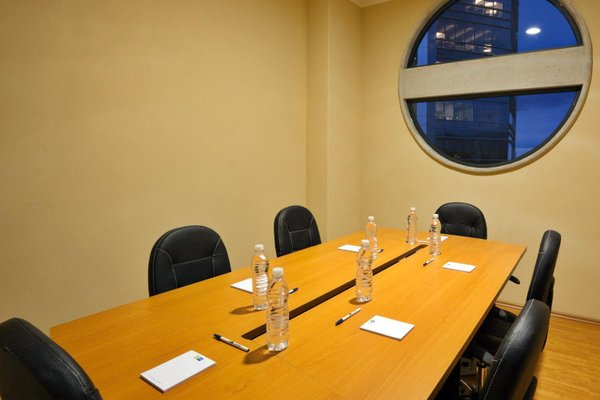 Holiday Inn Express Mexico Santa Fe - фото 15