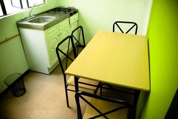 Hostal Amigo Suites - фото 11