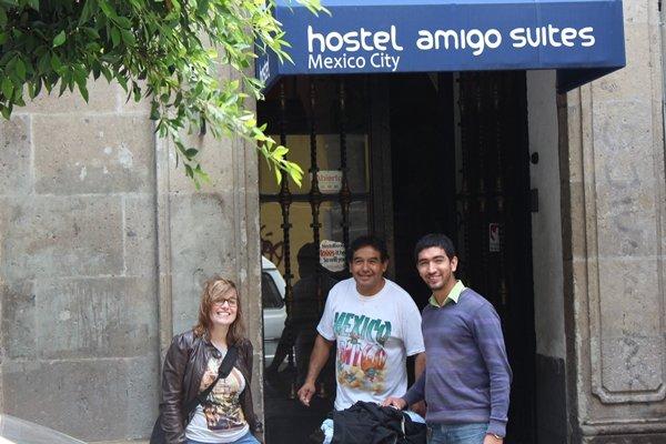 Hostal Amigo Suites - фото 19