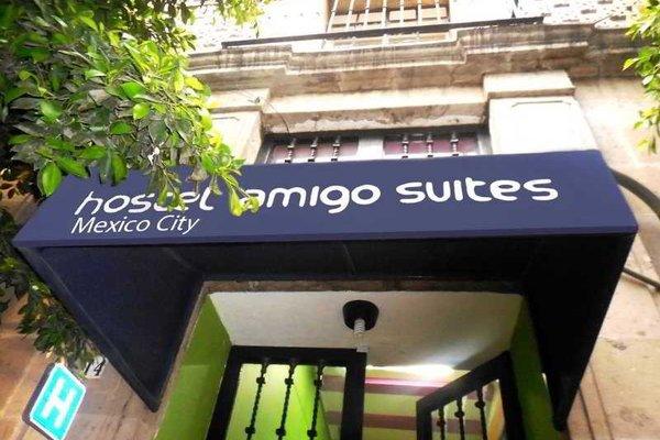 Hostal Amigo Suites - фото 20