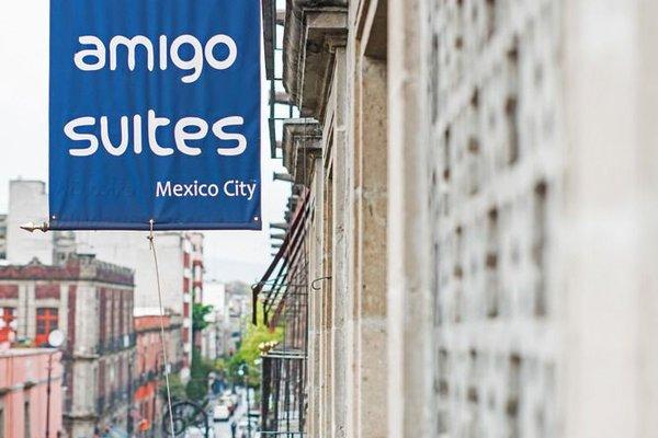 Hostal Amigo Suites - фото 21
