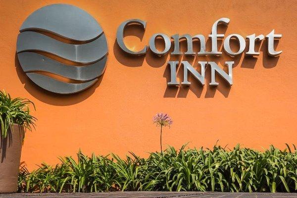 Hotel Comfort Inn Cd de Mexico Santa Fe - 18