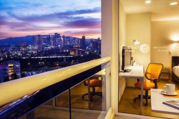 Hotel Comfort Inn Cd de Mexico Santa Fe - 19