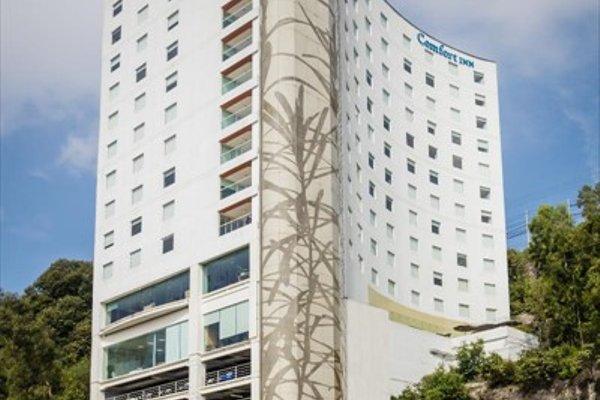 Hotel Comfort Inn Cd de Mexico Santa Fe - 20