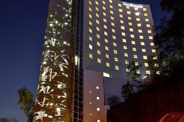 Hotel Comfort Inn Cd de Mexico Santa Fe - 21