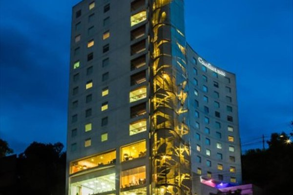 Hotel Comfort Inn Cd de Mexico Santa Fe - 22