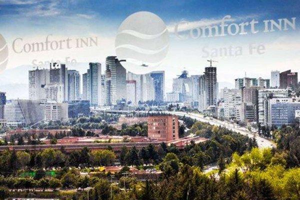 Hotel Comfort Inn Cd de Mexico Santa Fe - 23