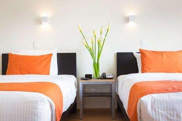 Hotel Comfort Inn Cd de Mexico Santa Fe - 4