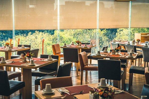 Hotel Comfort Inn Cd de Mexico Santa Fe - 8