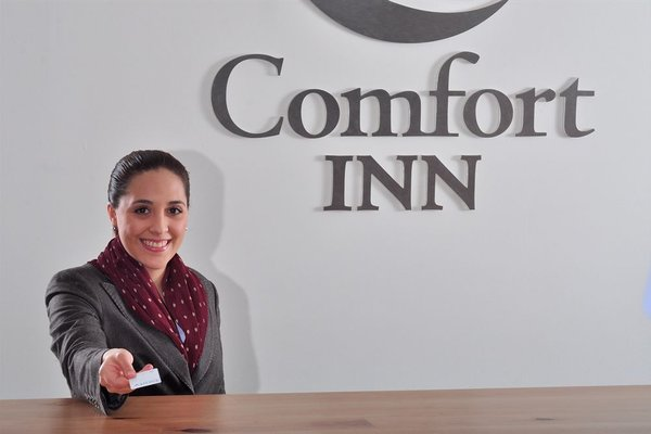 Hotel Comfort Inn Cd de Mexico Santa Fe - 9