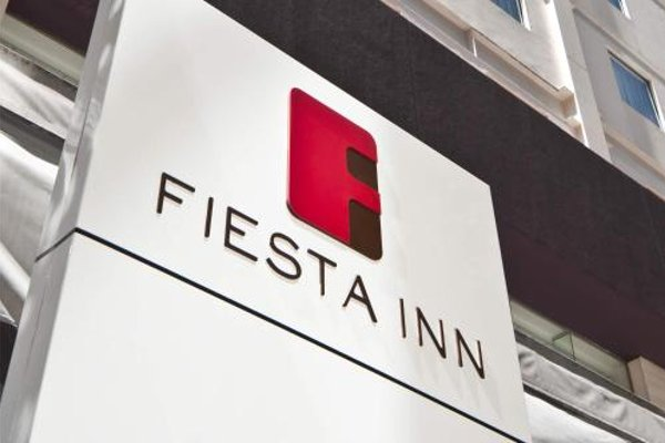 Fiesta Inn Insurgentes Sur - фото 22