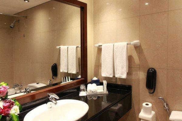 J5 RIMAL Hotel Apartments - фото 10