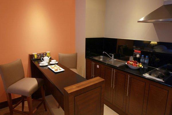 J5 RIMAL Hotel Apartments - фото 12
