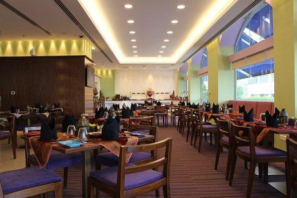 J5 RIMAL Hotel Apartments - фото 13