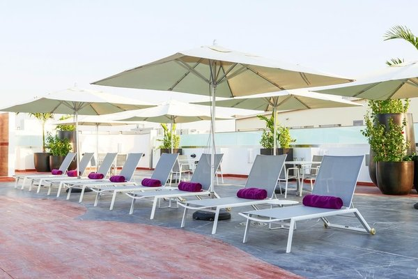 J5 RIMAL Hotel Apartments - фото 19
