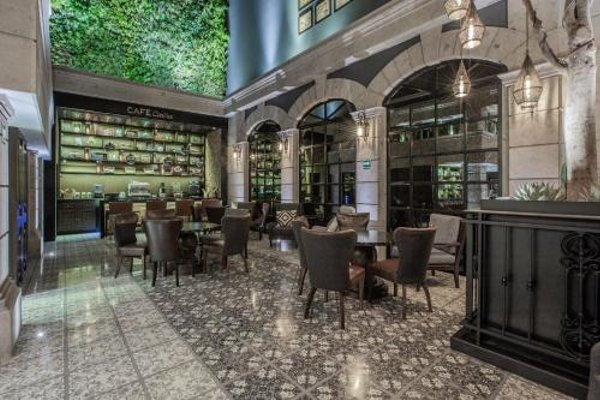 Hotel Zocalo Central - фото 13