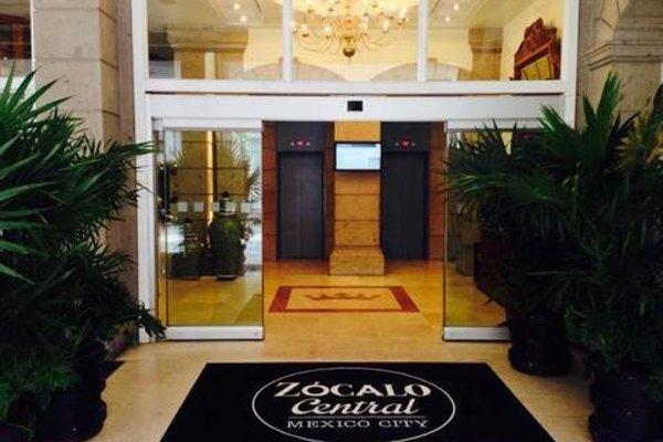 Hotel Zocalo Central - фото 15