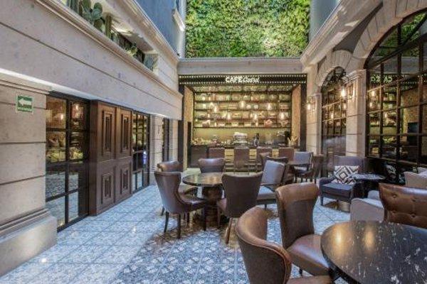 Hotel Zocalo Central - фото 17