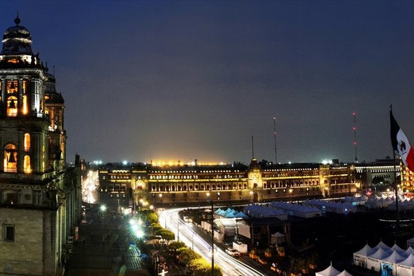 Hotel Zocalo Central - фото 19