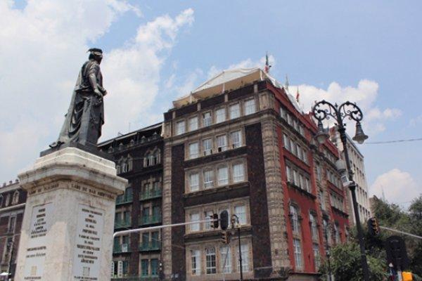 Hotel Zocalo Central - фото 20