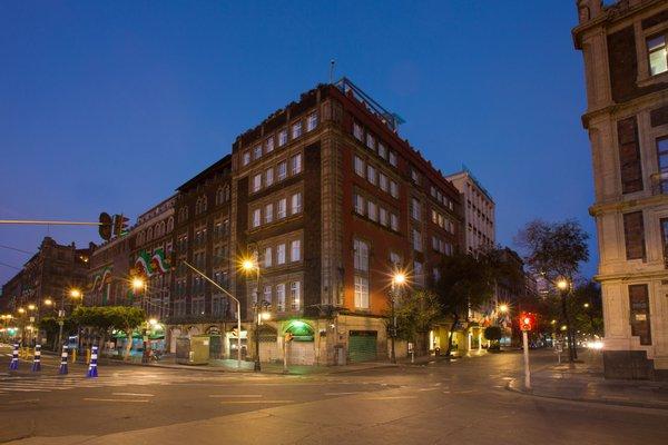 Hotel Zocalo Central - фото 21
