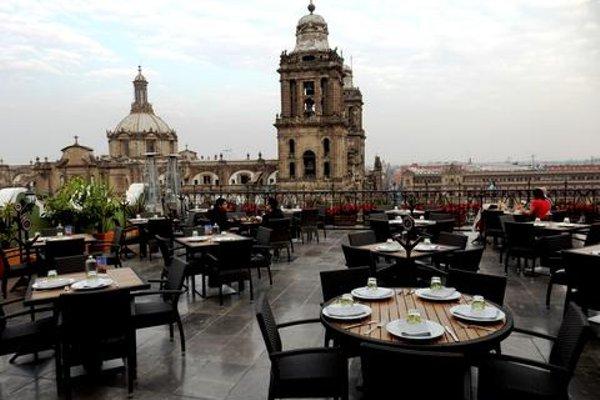 Hotel Zocalo Central - фото 23