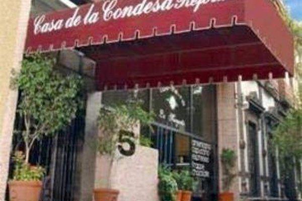 Casa De La Condesa Reforma - фото 13