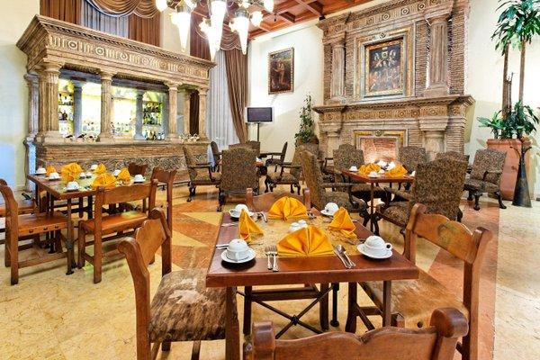 Holiday Inn Hotel & Suites Mexico Zona Rosa - фото 11