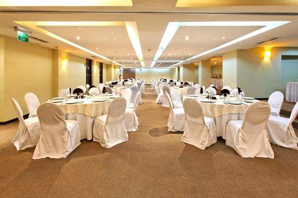 Holiday Inn Hotel & Suites Mexico Zona Rosa - фото 12