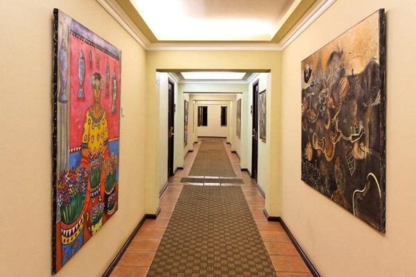 Holiday Inn Hotel & Suites Mexico Zona Rosa - фото 15