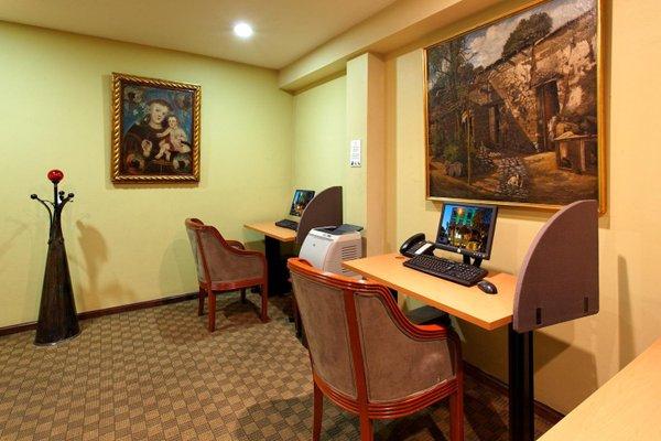Holiday Inn Hotel & Suites Mexico Zona Rosa - фото 18