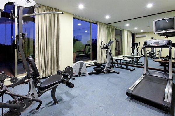Holiday Inn Hotel & Suites Mexico Zona Rosa - фото 21