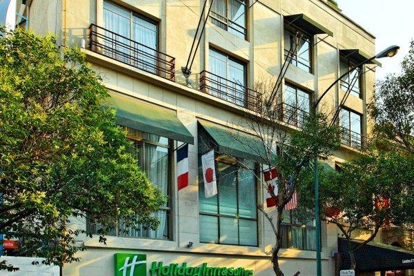 Holiday Inn Hotel & Suites Mexico Zona Rosa - фото 22
