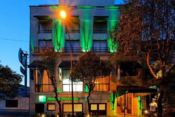 Holiday Inn Hotel & Suites Mexico Zona Rosa - фото 23