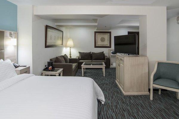 Holiday Inn Hotel & Suites Mexico Zona Rosa - фото 5