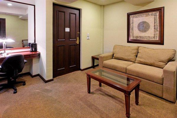 Holiday Inn Hotel & Suites Mexico Zona Rosa - фото 9