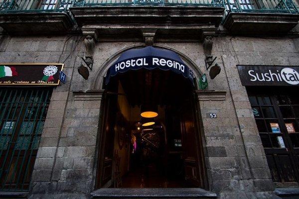 Hostal Centro Historico Regina - фото 20