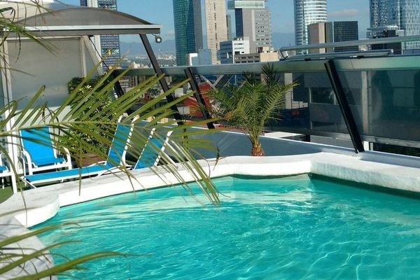 Hotel Century Zona Rosa - фото 21