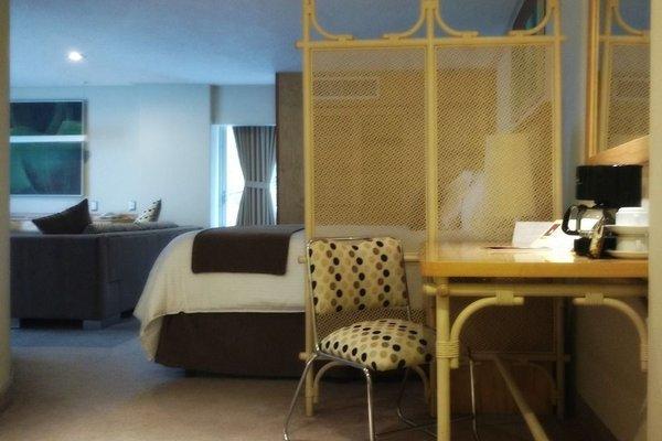 Hotel Century Zona Rosa - фото 5