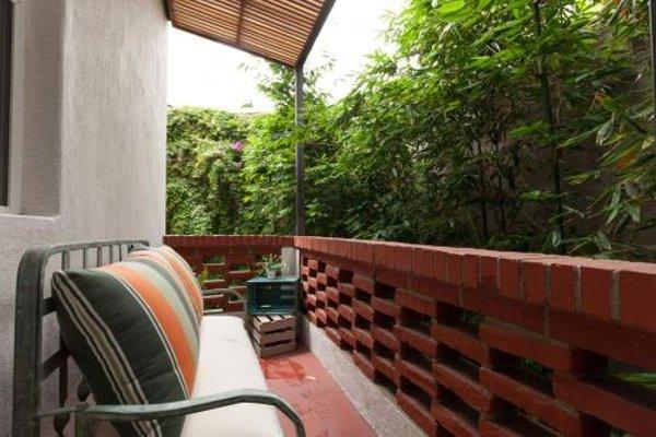 Hotel Villa Condesa - фото 17