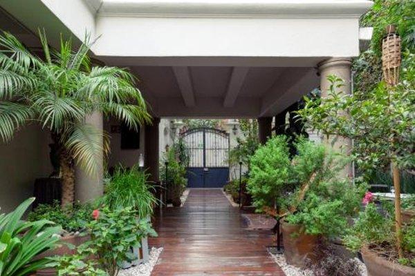 Hotel Villa Condesa - фото 18